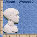 African - Woman 2