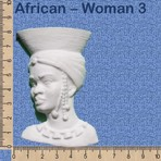 African - Woman 3